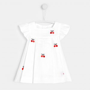 Jacadi Singapore Newborn Dress